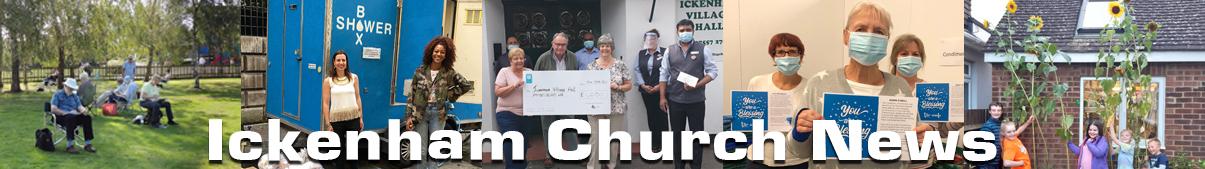 Ickenham Church News